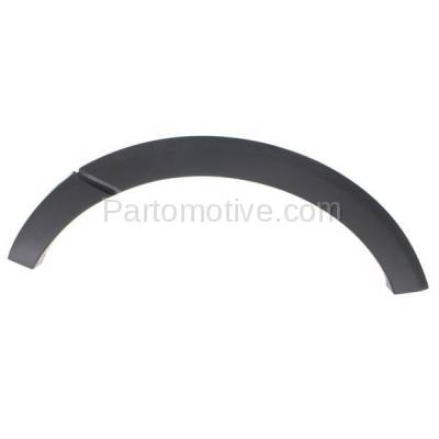Aftermarket Replacement - FDT-1026L 07-16 Expedition Rear Fender Molding Moulding Trim Arch LH Driver Side FO1790112 - Image 1