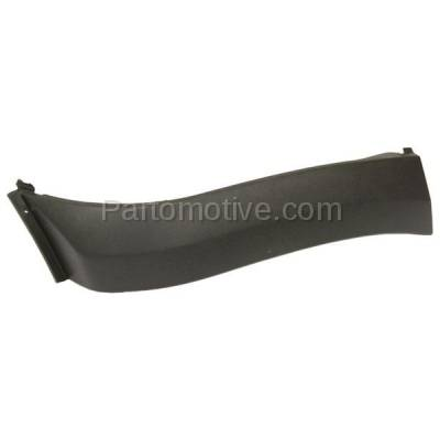 Aftermarket Replacement - FDT-1017L 08-11 Dakota Truck Front Fender Molding Moulding Trim Left Driver Side CH1290105 - Image 1