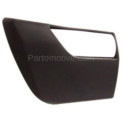Aftermarket Replacement - FDT-1020L 06-08 Grand Marquis Front Fender Molding Moulding Trim LH Driver Side FO1292103 - Image 2
