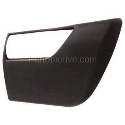 Aftermarket Replacement - FDT-1020R 06-08 Grand Marquis Front Fender Molding Moulding Trim Passenger Side FO1293103 - Image 2