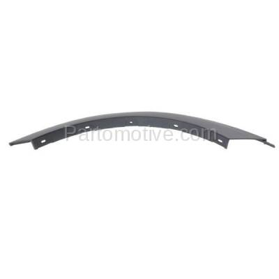 Aftermarket Replacement - FDT-1008R 04-10 X3 Rear Fender Panel Molding Moulding Trim Right Passenger Side BM1791102 - Image 2