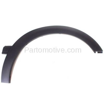 Aftermarket Replacement - FDF-1067R 93-99 VW Golf GTI Front Fender Flare Wheel Opening Molding Trim Passenger Side - Image 1
