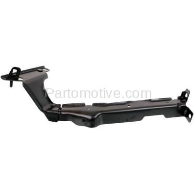 Aftermarket Replacement - FDS-1002L 09-12 A4/S4 Front Fender Brace Support Bracket Driver Side AU1244103 8K0821135P - Image 1