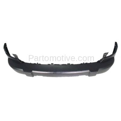 Aftermarket Replacement - BUC-1388FC CAPA 05-07 Liberty Front Bumper Cover Assy w/Tow Hook Holes CH1000868 5JG93TZZAD - Image 3