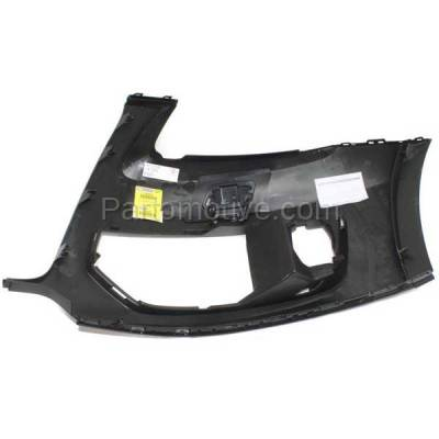 Aftermarket Replacement - BUC-1062FC CAPA NEW 09-12 Q5 Front Bumper Cover Right Passenger AU1017100 8R0807108AGRU - Image 2