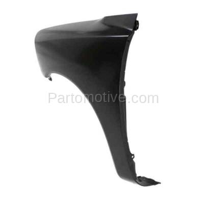 Aftermarket Replacement - FDR-1757LC CAPA 2005-2015 Nissan Titan (5.6 Liter V8 Engine) (without Sport Appearance Package) Front Fender Quarter Panel Primed Steel Left Driver Side - Image 3