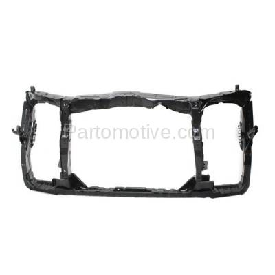 Aftermarket Replacement - RSP-1380 2009-2011 Honda Pilot (EX, EX-L, LX, Touring) (3.5 Liter V6 Engine) Front Center Radiator Support Core Assembly Primed Made of Steel - Image 1