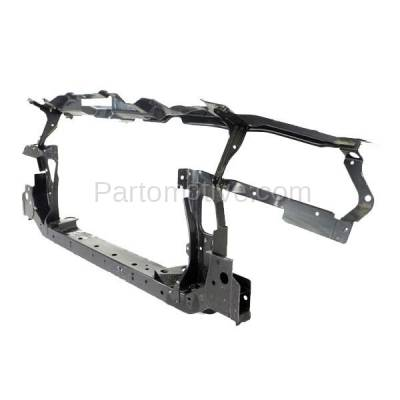 Aftermarket Replacement - RSP-1449 2000-2001 Kia Spectra (GS, GSX) Hatchback 4-Door (1.8 Liter Engine) Front Center Radiator Support Core Assembly Primed Steel - Image 3