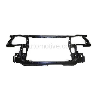 Aftermarket Replacement - RSP-1450 2000-2001 Kia Spectra (GS, GSX) Hatchback & 2002-2004 Spectra (Base, EX, LS, LX) Sedan Radiator Support Core Assembly Primed Steel - Image 1