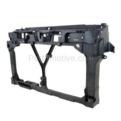 Aftermarket Replacement - RSP-1490 2012 Mazda 5 (Grand Touring, GS, GT, Sport, Touring) Passanger Van 2.5L Front Center Radiator Support Core Assembly Primed Plastic - Image 3