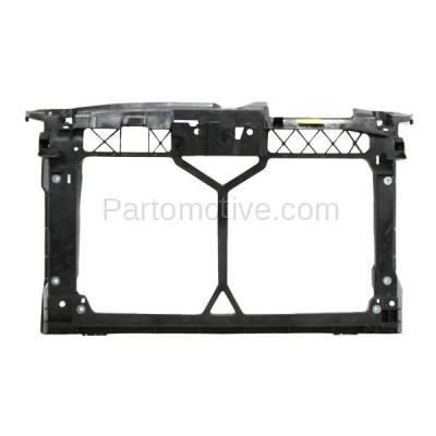 Aftermarket Replacement - RSP-1493 2009-2010 Mazda 6 (GS, GT, i, S) Sedan 4-Door (2.5 & 3.7 Liter) Front Center Radiator Support Core Assembly Primed Made of Plastic - Image 1