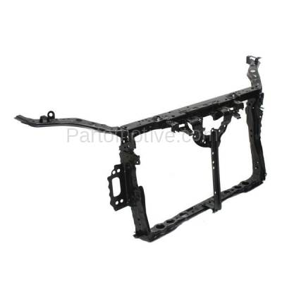 Aftermarket Replacement - RSP-1458 2011-2017 Lexus CT200h (Base, F Sport) Hatchback (with Upper Tie Bar) Front Center Radiator Support Core Assembly Primed Made of Steel - Image 2