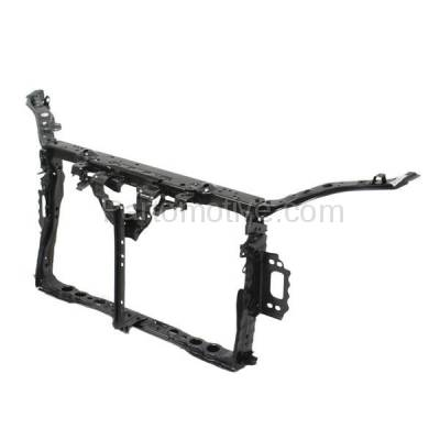 Aftermarket Replacement - RSP-1458 2011-2017 Lexus CT200h (Base, F Sport) Hatchback (with Upper Tie Bar) Front Center Radiator Support Core Assembly Primed Made of Steel - Image 3