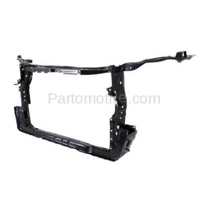 Aftermarket Replacement - RSP-1461 2013-2018 Lexus ES350 & ES300h (Sedan 4-Door) (2.5 & 3.5 Liter Engine) Front Center Radiator Support Core Assembly Primed Steel - Image 3