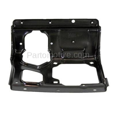 Aftermarket Replacement - RSP-1519 2006-2011 Mercedes-Benz CLS-Class (CLS500/CLS550/CLS55 AMG/CLS63 AMG) Front Radiator Support Center Hood Latch Lock Support - Image 1