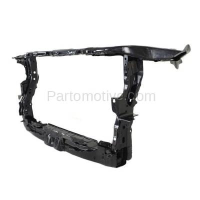 Aftermarket Replacement - RSP-1367 2012-2014 Honda Fit (Base, DX, DX-A, EV, EX, LX, Sport) Hatchback (1.5 Liter Engine & Electric) Front Radiator Support Core Assembly Steel - Image 2