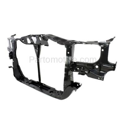 Aftermarket Replacement - RSP-1372 2002-2004 Honda Odyssey (Cargo, EX, EX-L, LX) Mini Passenger Van 5-Door (3.5L) Front Center Radiator Support Assembly Primed Steel - Image 2