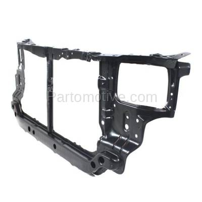 Aftermarket Replacement - RSP-1383 2000-2002 Hyundai Accent (GL, GS, L) (1.5L & 1.6L) (with Automatic Transmission) Front Radiator Support Core Assembly Primed Steel - Image 2