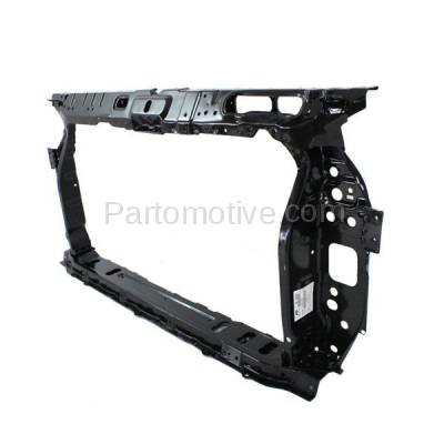 Aftermarket Replacement - RSP-1387 2012-2014 Hyundai Accent (GL, GLS, GS, L, SE) Hatchback & Sedan (1.6L) Front Radiator Support Core Assembly Primed Steel - Image 2
