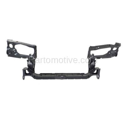 Aftermarket Replacement - RSP-1390 2001-2003 Hyundai Elantra (GLS, GT) Hatchback & Sedan (2.0L) Front Radiator Support Lower Crossmember Tie Bar Panel Primed Steel - Image 1