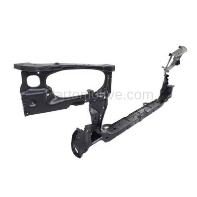 Aftermarket Replacement - RSP-1390 2001-2003 Hyundai Elantra (GLS, GT) Hatchback & Sedan (2.0L) Front Radiator Support Lower Crossmember Tie Bar Panel Primed Steel - Image 2