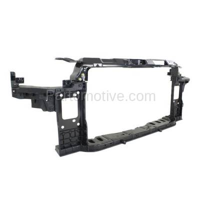 Aftermarket Replacement - RSP-1398 2014-2016 Hyundai Elantra (1.8 & 2.0 Liter) (Korean Built) Front Center Radiator Support Core Assembly Primed Made of Plastic with Steel - Image 2