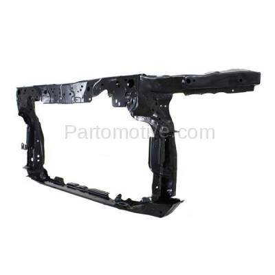 Aftermarket Replacement - RSP-1341 2013-2017 Honda Accord (Touring) Coupe/Sedan (2.4 & 3.5 Liter Engine) Front Center Radiator Support Core Assembly Primed Steel - Image 2