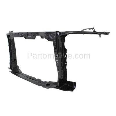 Aftermarket Replacement - RSP-1351 2012 Honda Civic (Coupe & Sedan) (1.5 & 1.8 & 2.4 Liter Engine) Front Center Radiator Support Core Assembly Primed Made of Steel - Image 2