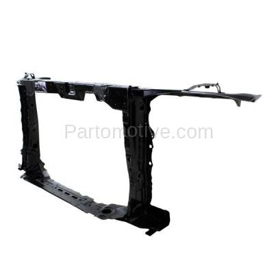 Aftermarket Replacement - RSP-1352 2013-2015 Honda Civic (Sedan 4-Door) (1.8 & 2.4 Liter Engine) Front Center Radiator Support Core Assembly Primed Made of Steel - Image 2