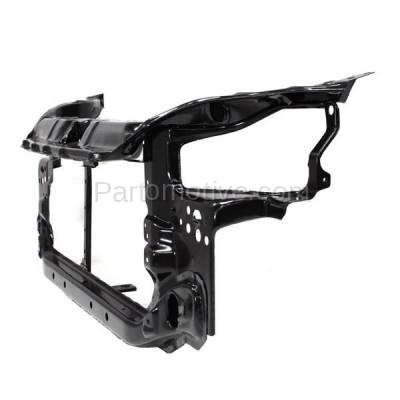Aftermarket Replacement - RSP-1353 1992-1995 Honda Civic (CX, DX, EX, LX, Si, VX) (1.5 & 1.6 Liter Engine) Front Center Radiator Support Core Assembly Primed Steel - Image 2