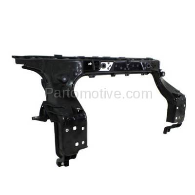 Aftermarket Replacement - RSP-1250 2008-2012 Buick Enclave (Base, CX, CXL) (3.6 Liter V6 Engine) Front Center Radiator Support Core Assembly Textured Made of Plastic - Image 2