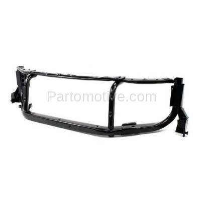 Aftermarket Replacement - RSP-1254 2004-2007 Buick Rainier & 2002-2009 Chevy Trailblazer/GMC Envoy & 2003-2008 Isuzu Ascender & 2005-2009 Saab 9-7x Radiator Support Assembly - Image 2