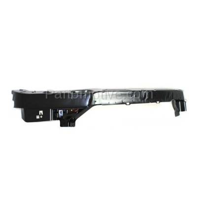 Aftermarket Replacement - RSP-1267 2005-2010 Pontiac G6 & 2007-2009 Saturn Aura Front Radiator Support Upper Crossmember Tie Bar Panel Primed Made of Steel - Image 2