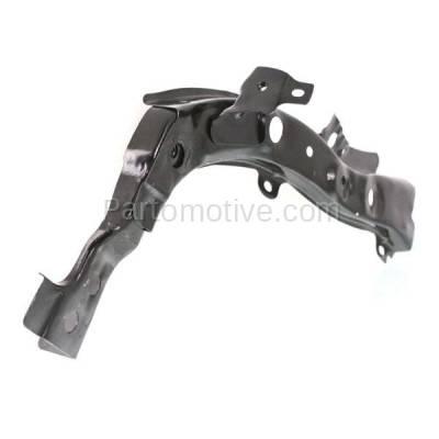 Aftermarket Replacement - RSP-1421R 2011-2012 Infiniti G25 & 2007-2013 Infiniti G35/G37 & 2014-2015 Infiniti Q40/Q60 Radiator Support Side Bracket Brace Panel Right Passenger Side - Image 2