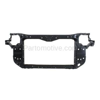 Aftermarket Replacement - RSP-1430 2009-2010 Kia Optima (EX, LX, SX) Sedan 4-Door (2.4 & 2.7 Liter Engine) Front Center Radiator Support Core Assembly Primed Made of Steel - Image 1