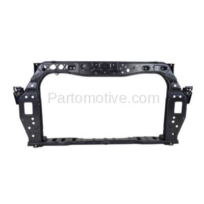 Aftermarket Replacement - RSP-1435 2015-2016 Kia Rio (EX, LX, SX) Hatchback & Sedan 4-Door (1.6 Liter Engine) Front Center Radiator Support Core Assembly Primed Plastic - Image 1