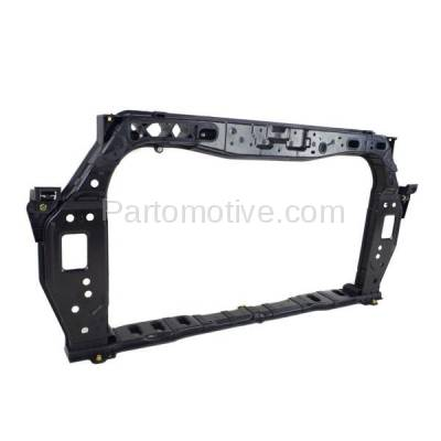 Aftermarket Replacement - RSP-1435 2015-2016 Kia Rio (EX, LX, SX) Hatchback & Sedan 4-Door (1.6 Liter Engine) Front Center Radiator Support Core Assembly Primed Plastic - Image 2