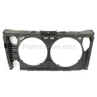 Aftermarket Replacement - RSP-1218 2000-2007 Ford Taurus & 2000-2005 Mercury Sable (Sedan & Wagon) 3.0L Front Center Radiator Support Core Assembly Primed Plastic - Image 1