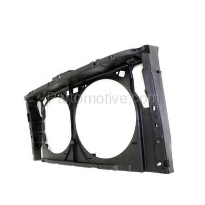 Aftermarket Replacement - RSP-1218 2000-2007 Ford Taurus & 2000-2005 Mercury Sable (Sedan & Wagon) 3.0L Front Center Radiator Support Core Assembly Primed Plastic - Image 2