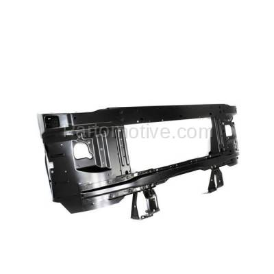 Aftermarket Replacement - RSP-1154 1997-2007 Ford E-Series Econoline Van E150/E250/E350/E450/E550 Gas/Diesel Front Center Radiator Support Core Assembly Primed Steel - Image 2