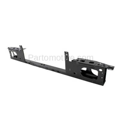 Aftermarket Replacement - RSP-1150 2003-2004 Ford Crown Victoria & Mercury Grand Marquis, Marauder 4.6L Front Radiator Support Core Upper Crossmember Assembly Steel - Image 3