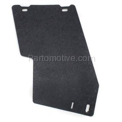 Aftermarket Replacement - RSP-1223R 1998-2002 Lincoln Town Car (Limousine & Sedan) (4.6 Liter V8) Front Radiator Support Lower Air Guide Apron Right Passenger Side - Image 1