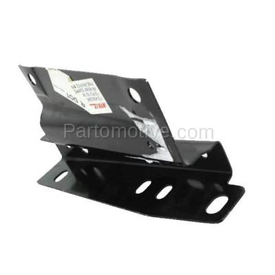 Aftermarket Replacement - RSP-1187R 1987-1991 Ford Bronco & 1987-1996 F-Series Pickup Truck Front Radiator Support Crossmember Bracket Panel Primed Steel Right Passenger Side - Image 2
