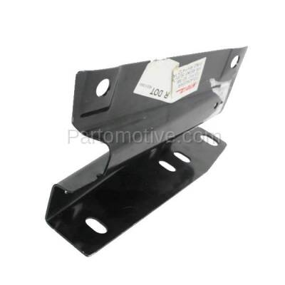 Aftermarket Replacement - RSP-1187R 1987-1991 Ford Bronco & 1987-1996 F-Series Pickup Truck Front Radiator Support Crossmember Bracket Panel Primed Steel Right Passenger Side - Image 3