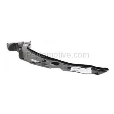 Aftermarket Replacement - RSP-1135 2001-2006 Chrysler Sebring & Dodge Stratus (Convertible & Sedan) Front Radiator Support Upper Crossmember Tier Bar Primed Made of Steel - Image 2