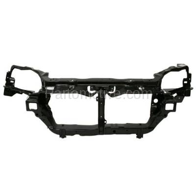 Aftermarket Replacement - RSP-1139 2002 Chrysler Sebring (LX, LXi) & 2002 Dodge Stratus (R/T, SE) (Coupe 2-Door Only) Front Center Radiator Support Core Assembly Steel - Image 1