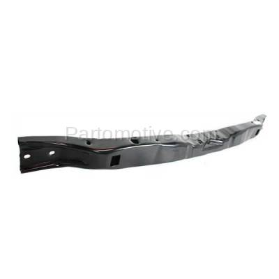 Aftermarket Replacement - RSP-1084 2002-2008 Dodge Ram 1500 & 2003-2009 Ram 2500, 3500 Pickup Truck Front Center Radiator Support Core Upper Crossmember Tie Bar Primed Steel - Image 2
