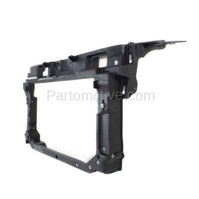 Aftermarket Replacement - RSP-1157 2012-2014 Ford Edge (Limited, SE, SEL) Sport Utility 4-Door (2.0L Turbo) Front Center Radiator Support Core Assembly Primed Plastic - Image 3