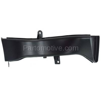 Aftermarket Replacement - RSP-1043R 14-18 4-Series Front Lower Radiator Support Air Intake Duct Insert Plastic Right Passenger Side - Image 1