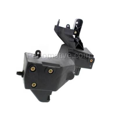 Aftermarket Replacement - RSP-1101L 2014-2018 Jeep Grand Cherokee (3.0 & 3.6 & 5.7 & 6.4 Liter) Front Radiator Support Headlamp Mounting Bracket Plastic Left Driver Side - Image 2